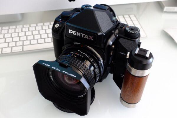 Pentax 67II 45mm F/4