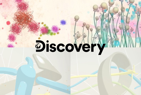 Discovery Home &#038; Health<br/>Abstract Video Content