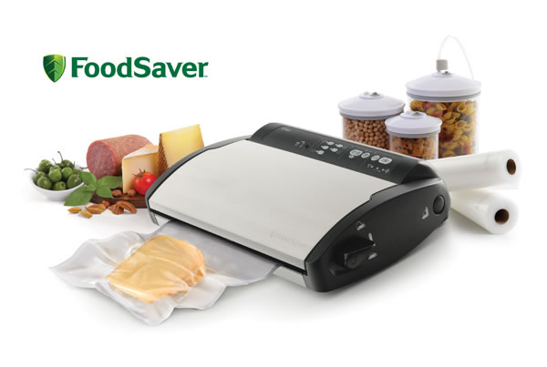 FoodSaver Product Demo Video