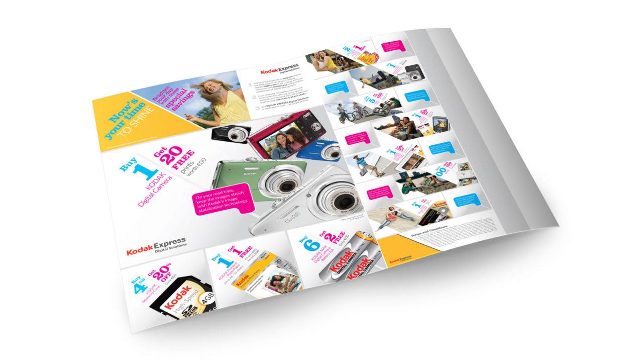 Kodak BrochureFlyer Mockup