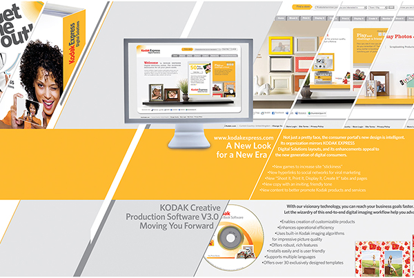 Kodak Express<br>Services Brochure