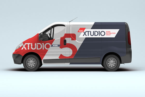 Xerox Content Production<br>Studio Concept