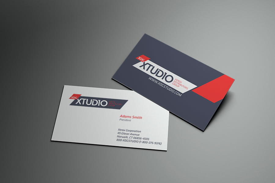 XDG Studio BizCards
