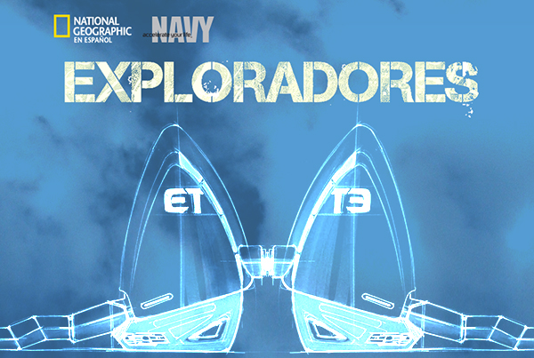 National Geographic/NAVY<br>Online Game & 3D Props