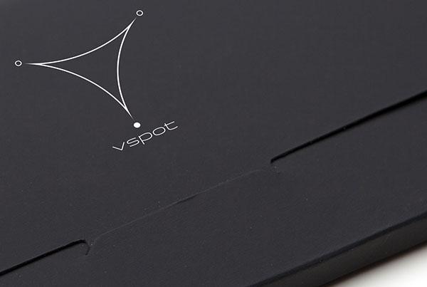 VSPOT<br>Logo Design